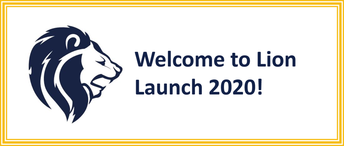 lion launch 2020