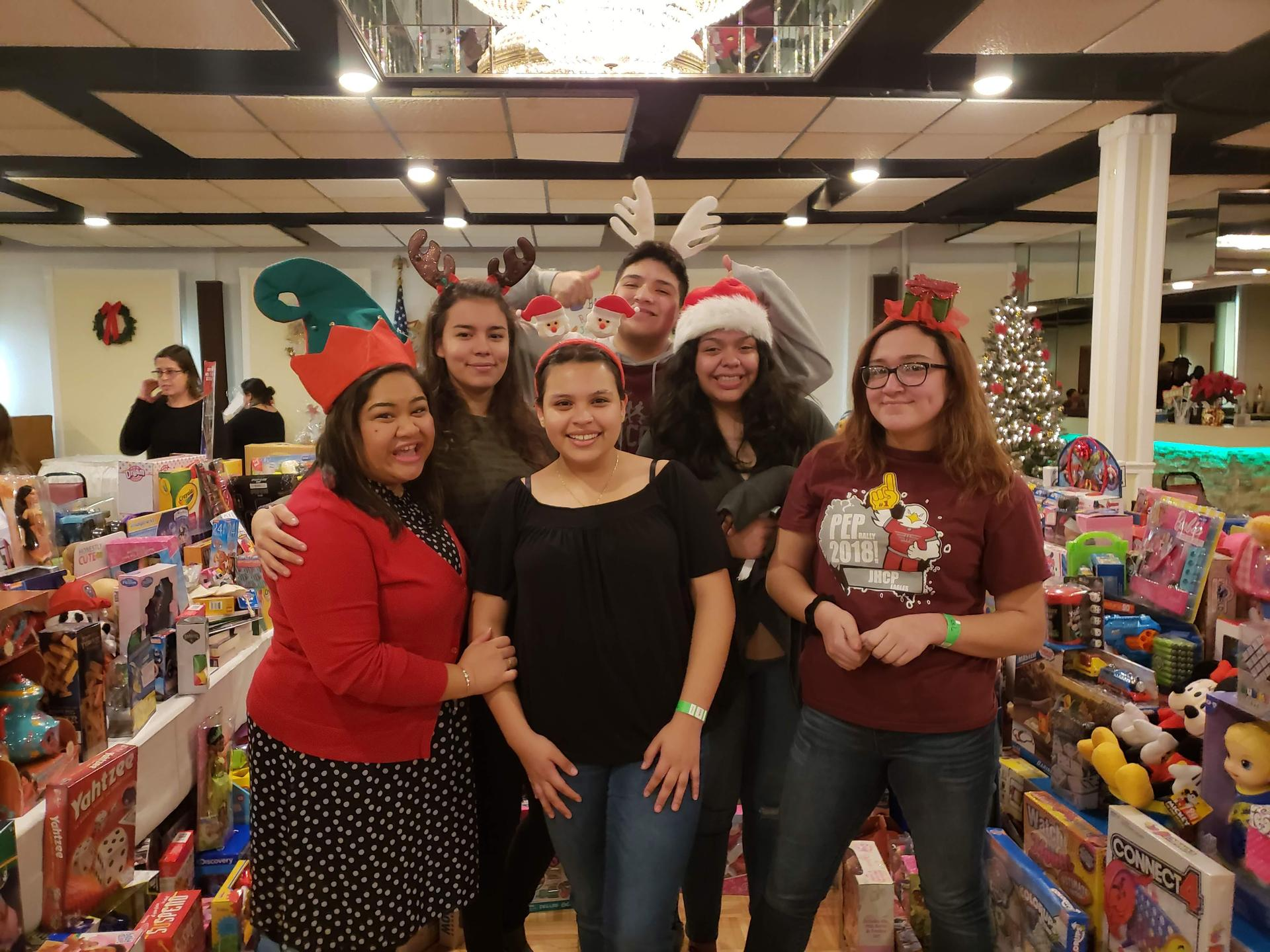 Toys for Treats Toy Drive