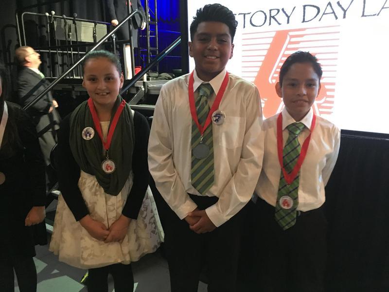 Participants at History Day 2018