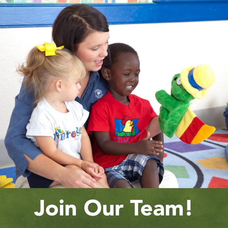 Join our team adult with children