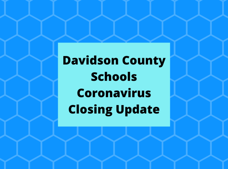 DCS Coronavirus Closing Update