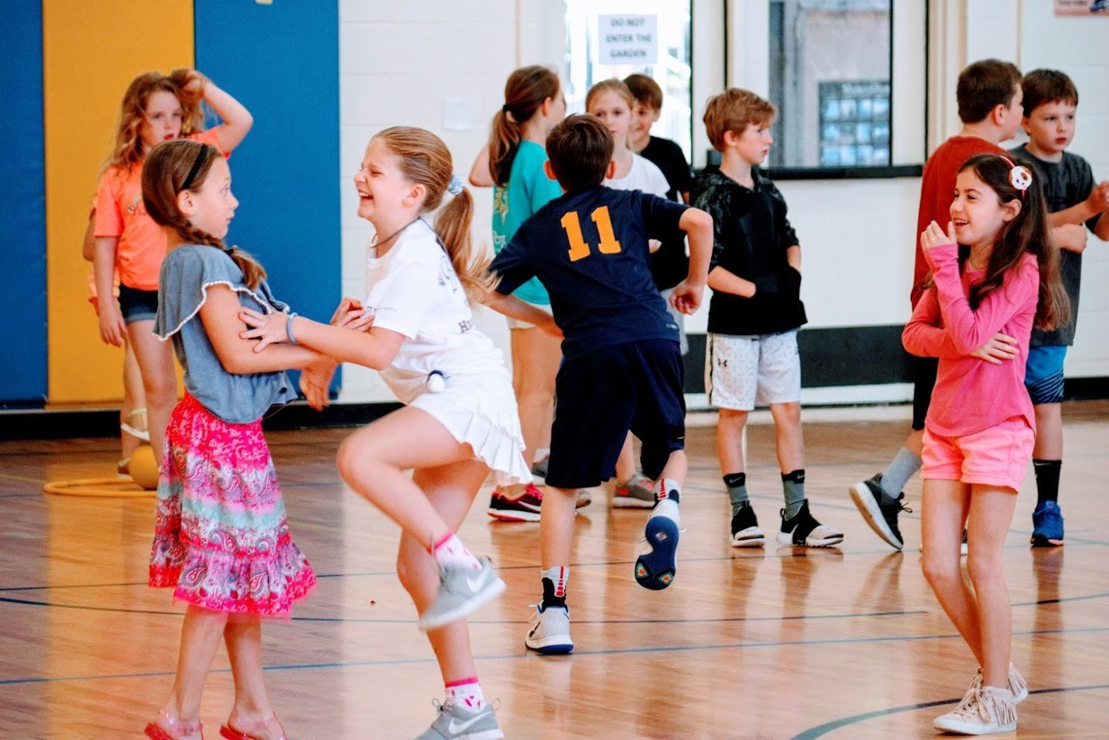 Health & Physical Education activities across campuses and in PE classes.