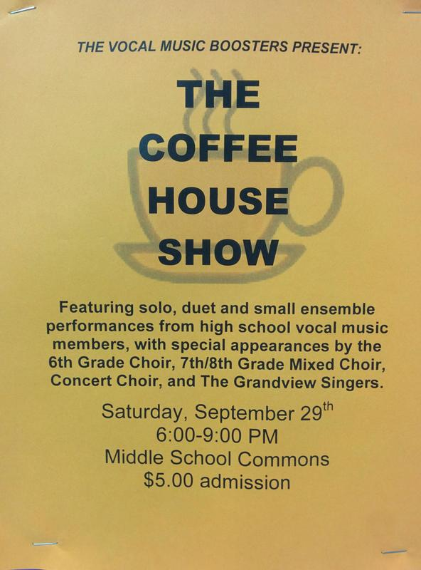 The Coffee House Show Thumbnail Image