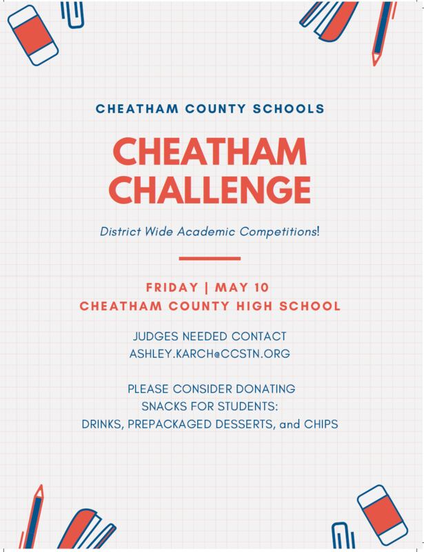 Cheatham Challenge May 10
