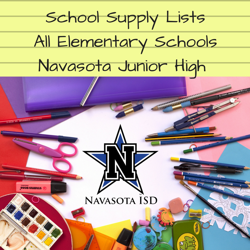 School Supply Lists for 2018-2019 Featured Photo