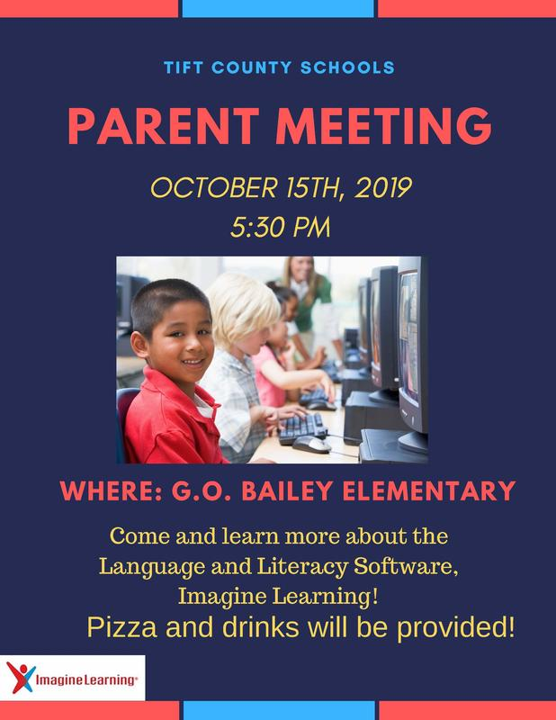 K - 5 Parent Meeting to be held October 15th Featured Photo