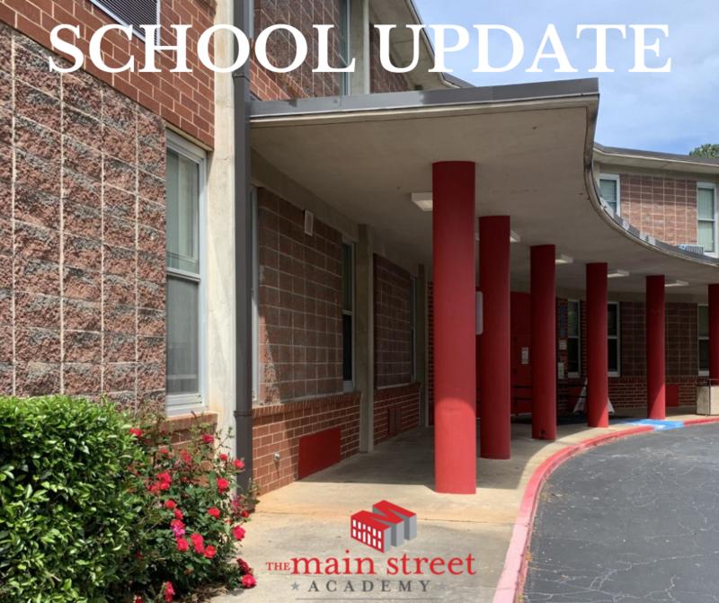 TMSA Campus Closing Update Featured Photo