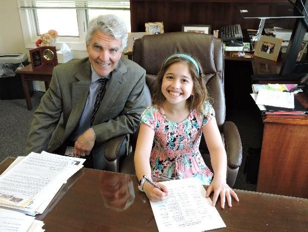 Superintendent For The Day