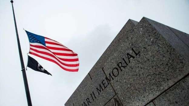 Federal Day of Mourning- President George H.W. Bush Featured Photo