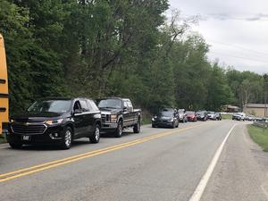 20+ car caravan to honor Class of 2020