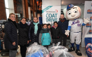 2017 Coat Drive Students