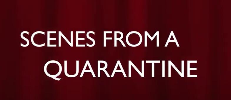 Scenes from a quarantine video