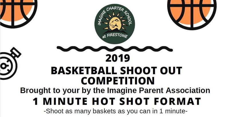 SAVE THE DATE for a Basketball FREE THROW Competition! Featured Photo