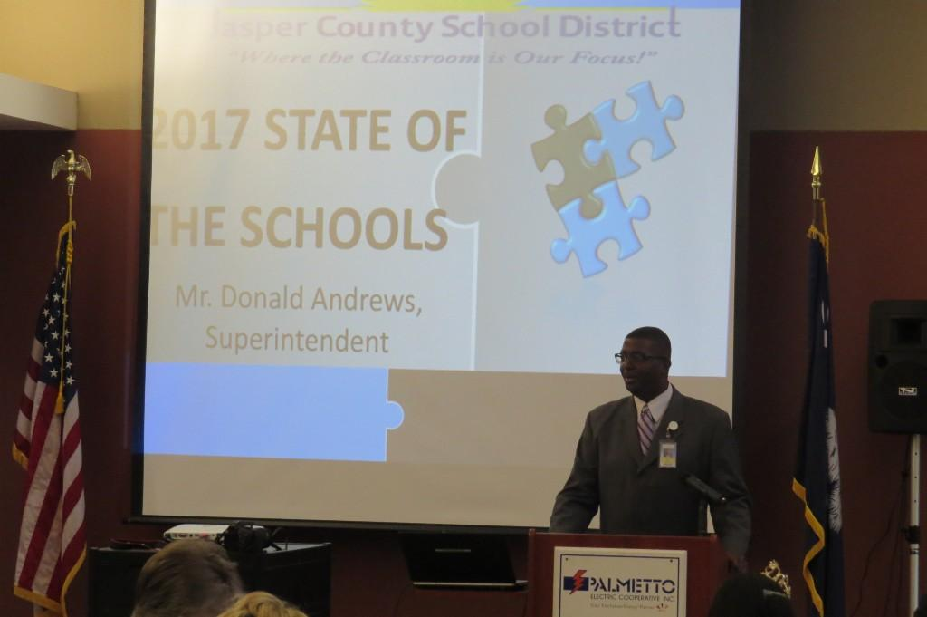 State of the Schools 2016-2017