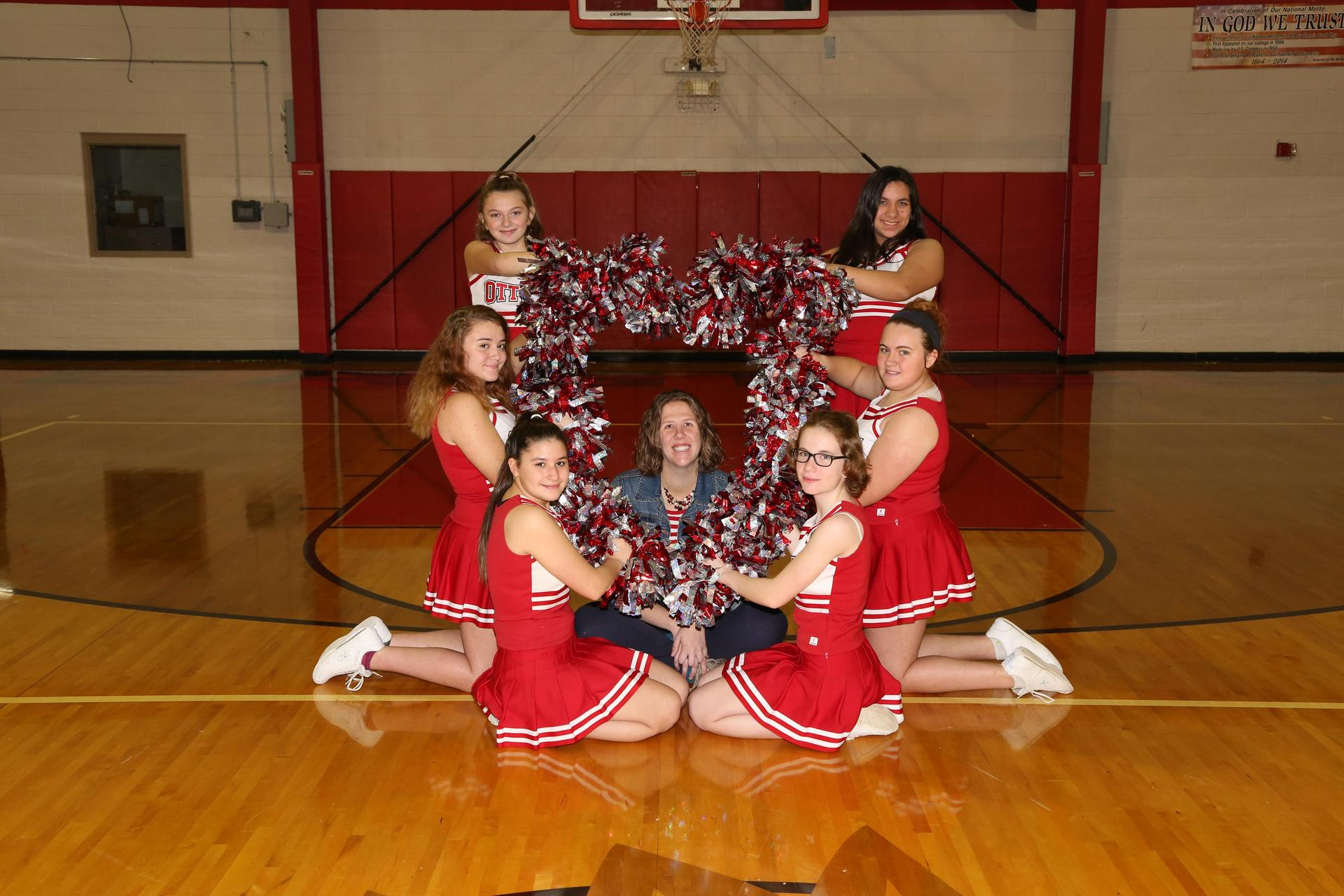 Ottway Cheerleaders 2018-2019