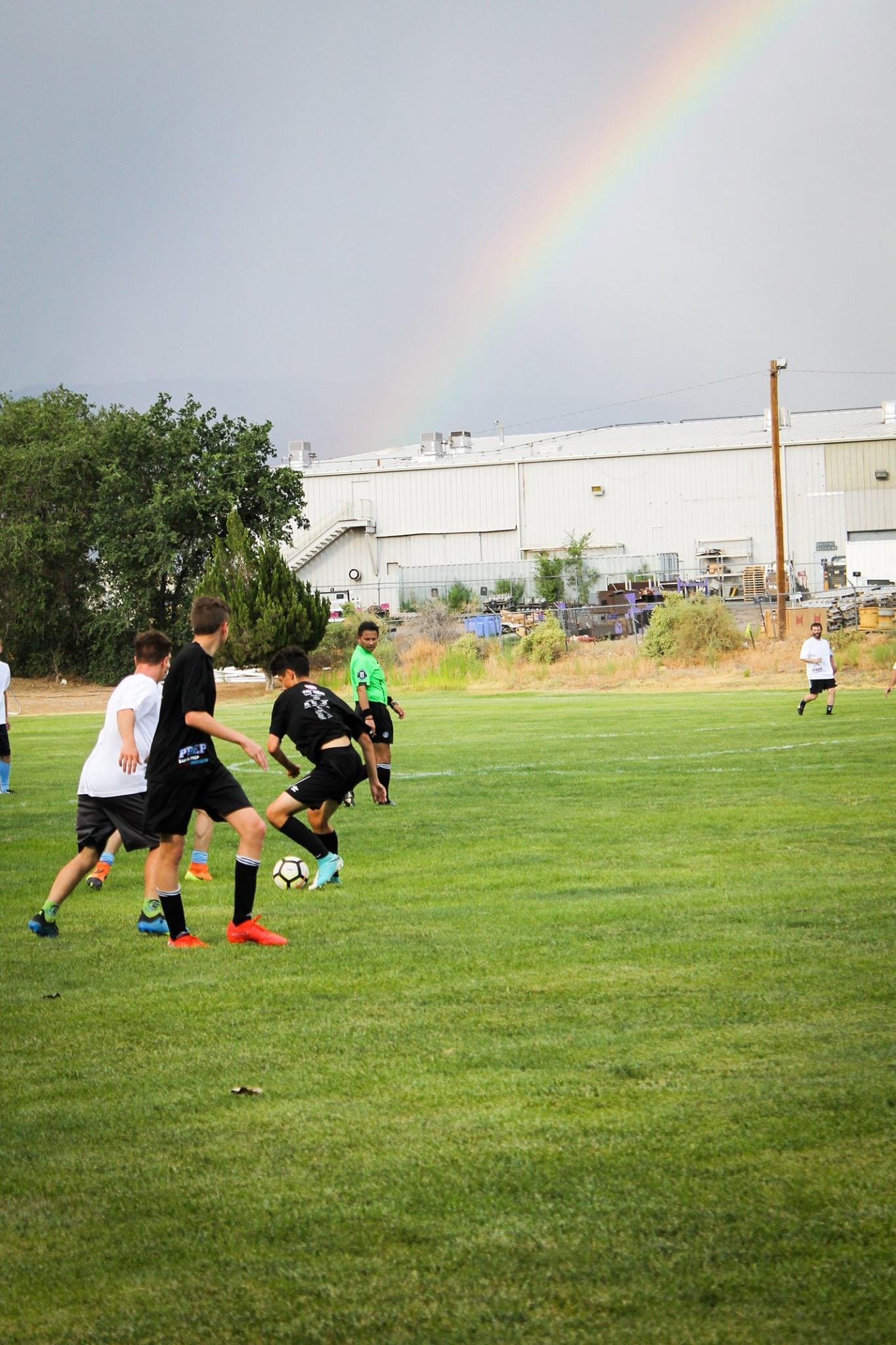 2019 Thomas Ebel Alumni Soccer Game