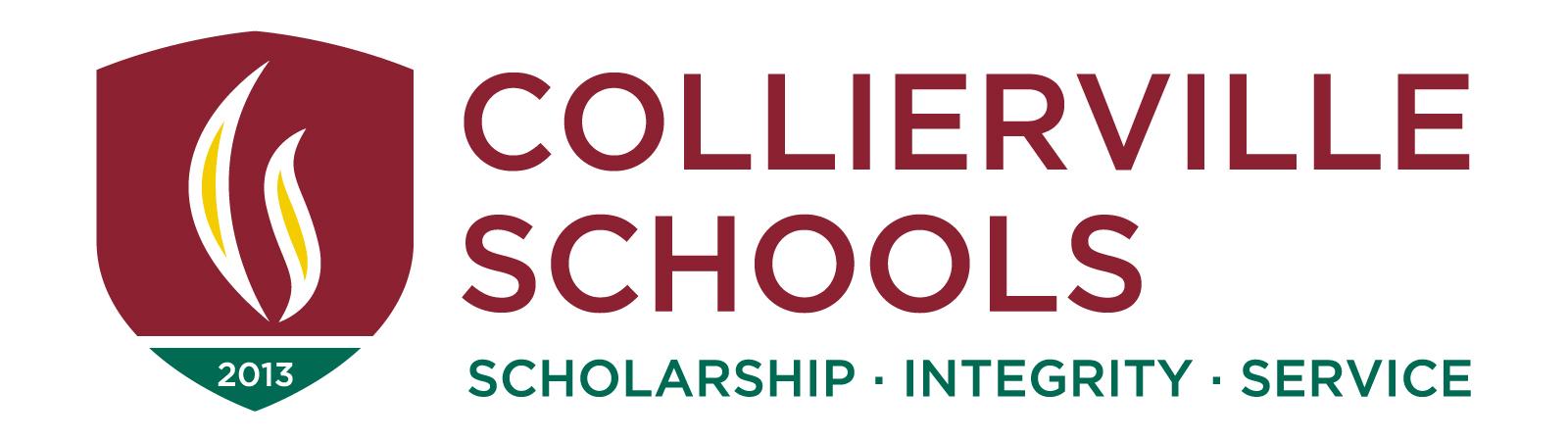 Collierville School Logo
