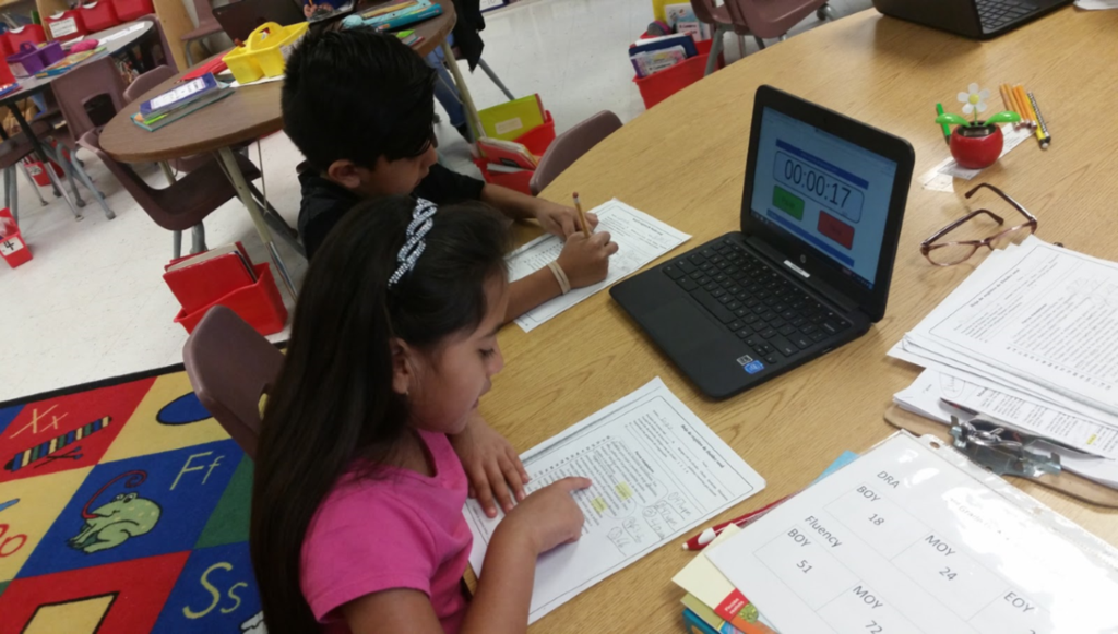 practicing fluency and accuracy