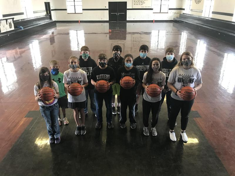 Local Kids Compete in Basketball Shooting Contests Featured Photo