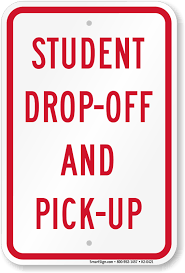 Student Dropoff/Pickup Scheduled for June 3rd and 4th Featured Photo