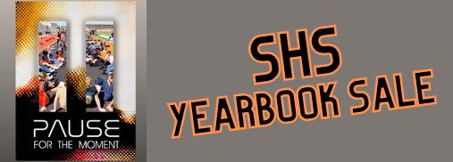SHS Yearbook Sale