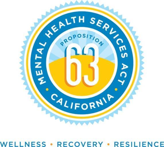 Mental Health Services Act Seal