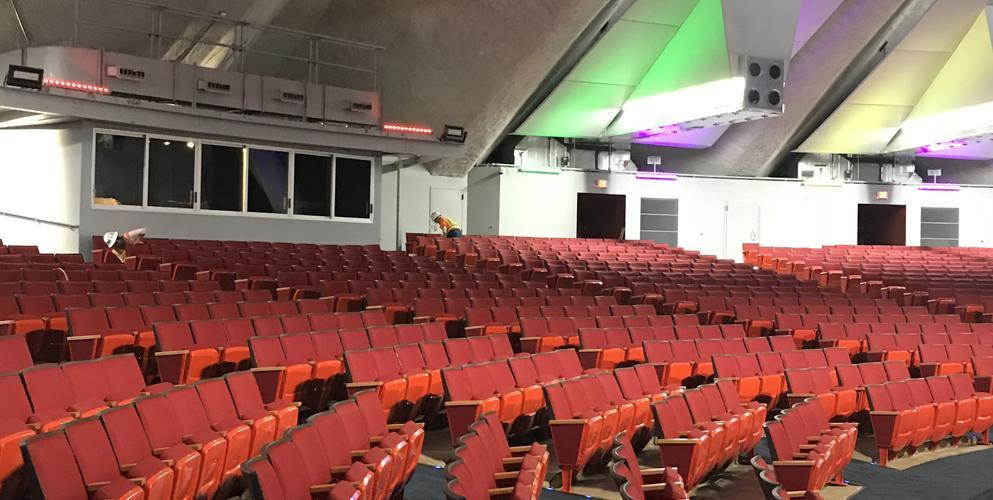 Culver City High School - Frost Auditorium – Measure CC