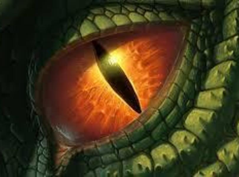 dragon eye