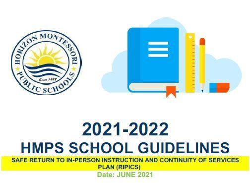 2021-2022 HMPS School Guidelines Featured Photo