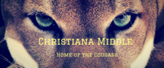 Christiana Middle Home of the Cougars