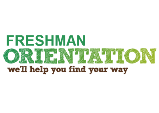 Freshman Orientation Featured Photo