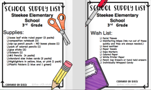 Third Grade Supply List 2018-2019.png