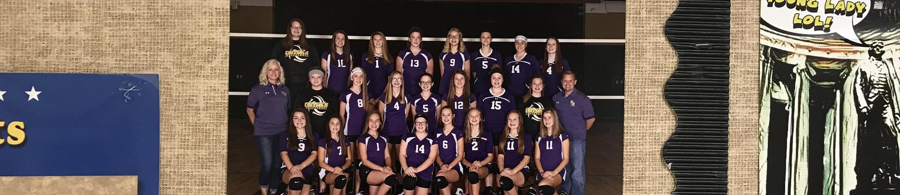 PHMS Volleyball
