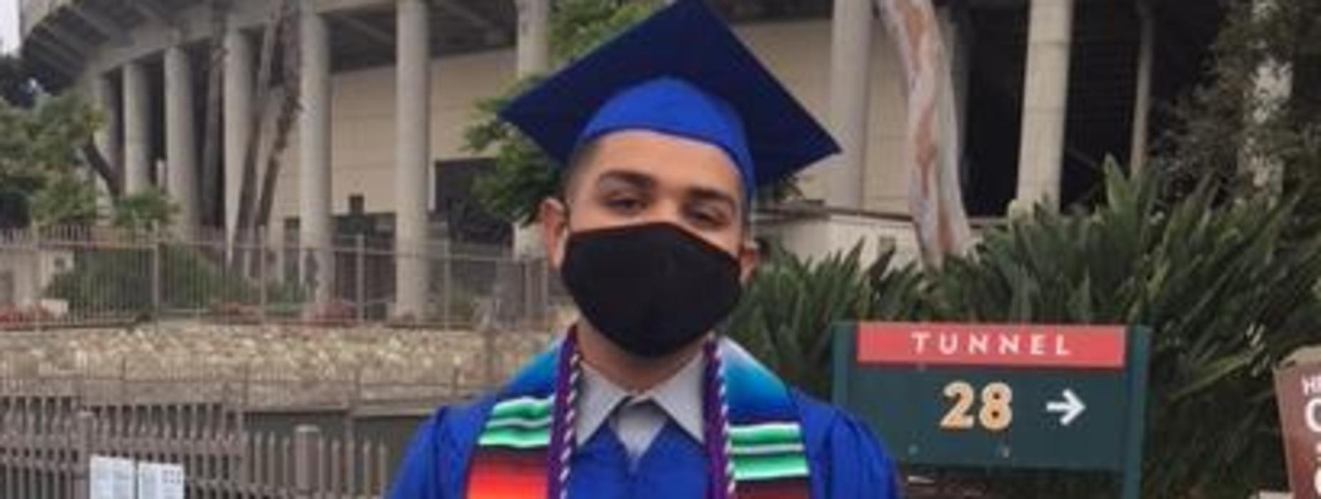 SGHS 2021 Graduate