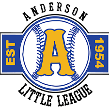 Anderson Little League, established 1954.