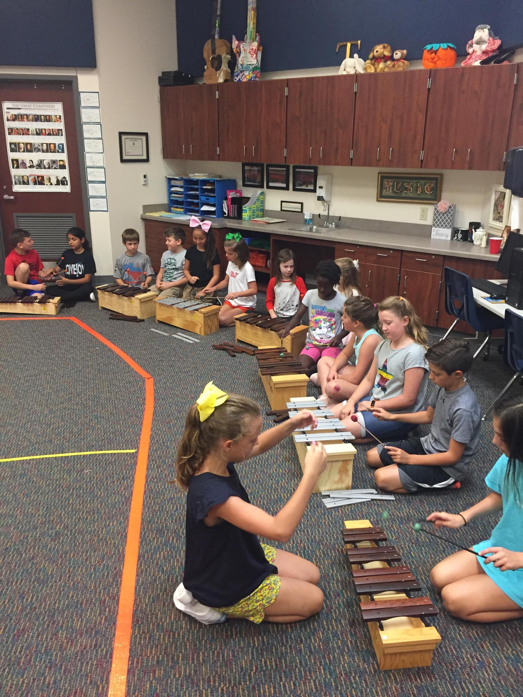 Puster Music – Music – Puster Elementary School