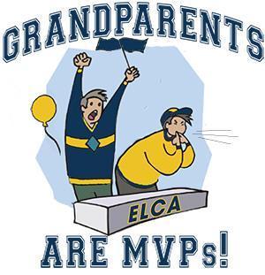 grandparents' day logo 2019