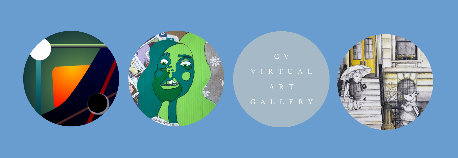 CV Virtual Art Gallery