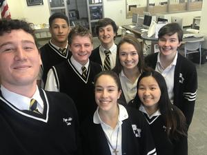 PJ student ambassadors