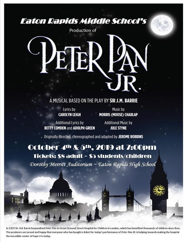 Peter Pan Jr. poster