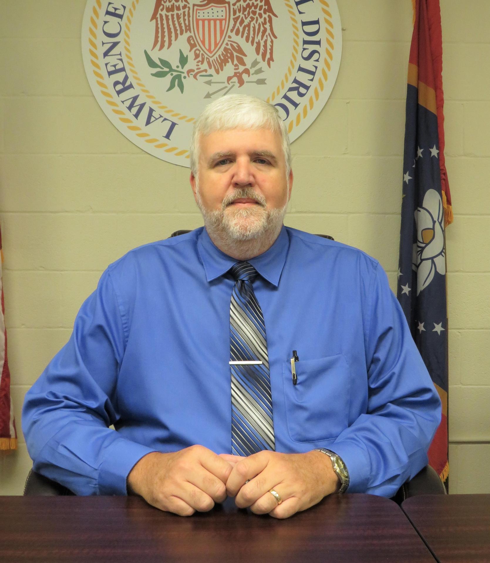 Rusty Rutland, Assistant Superintendent