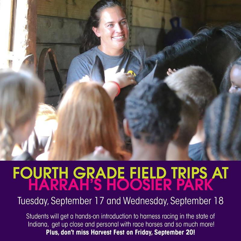 4th Grade Students Visit Hoosier Park... Thumbnail Image