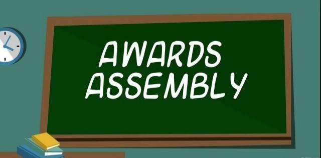 Trimester Awards Assembly