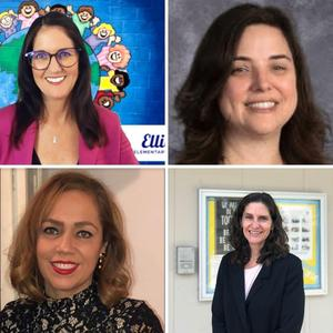 Photos of new principals and SPED leaders