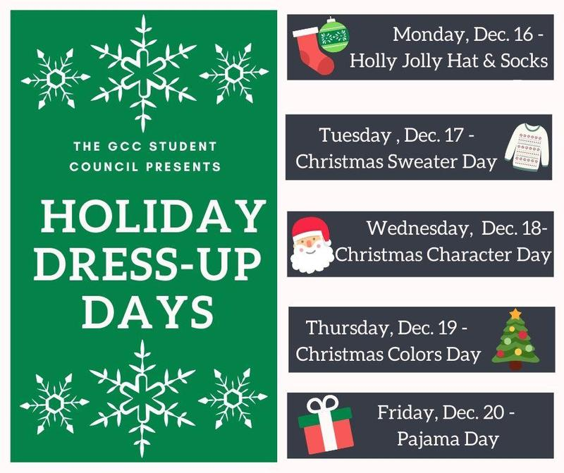 Holiday Dress-Up Days Featured Photo