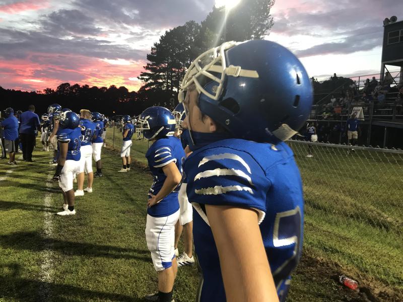 Southeast High Football Photo