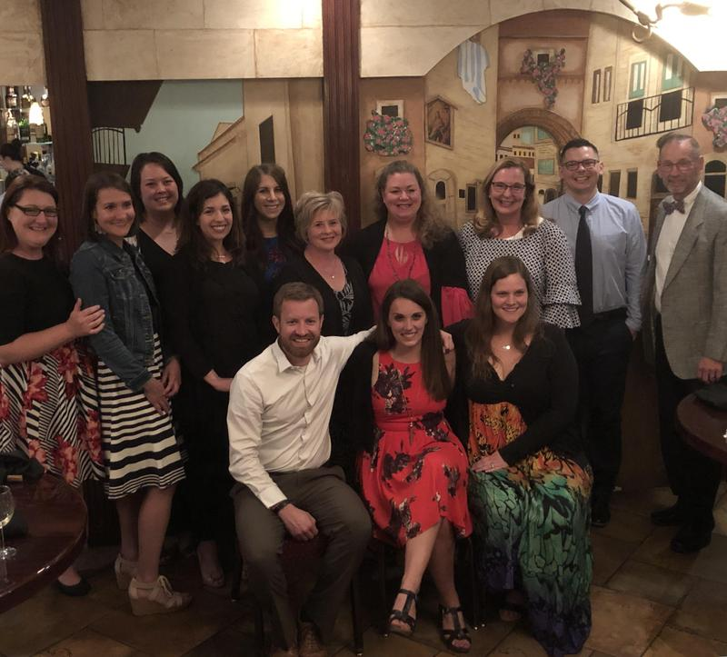 Shorewood Excellence in Teaching Awards Dinner