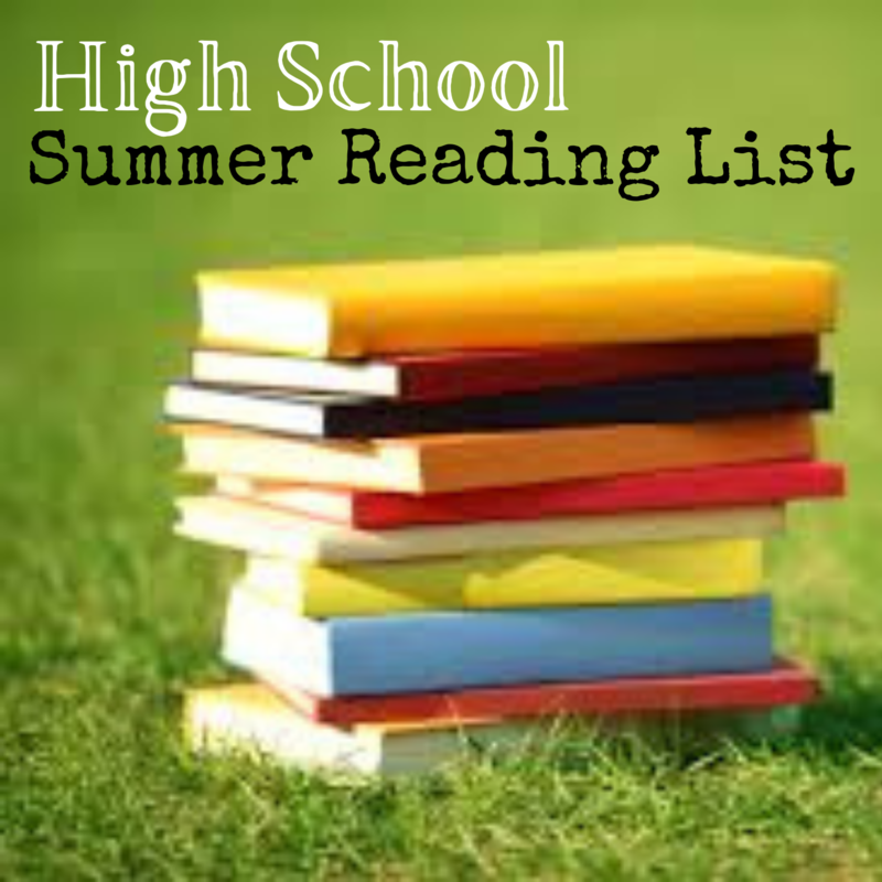 2021-22 HS Summer Reading List Thumbnail Image