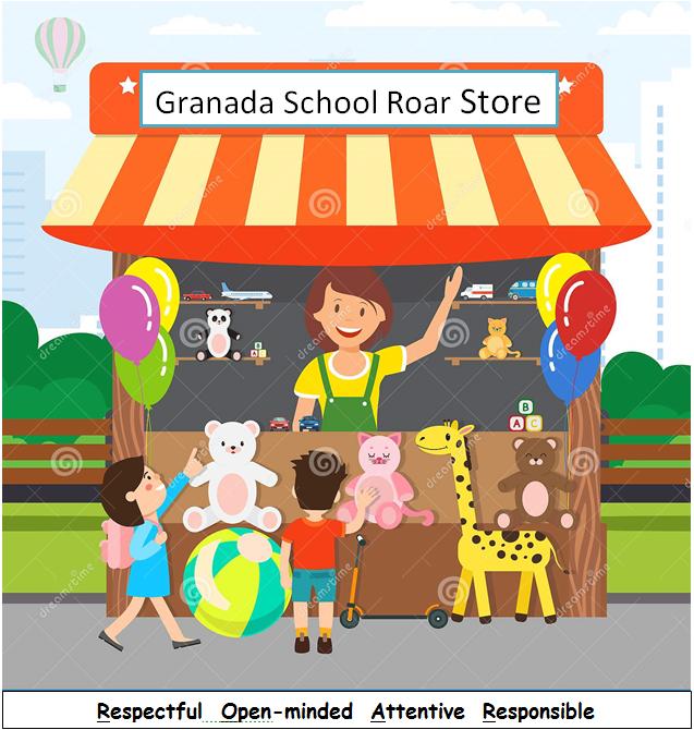 Granada School Roar Store Featured Photo