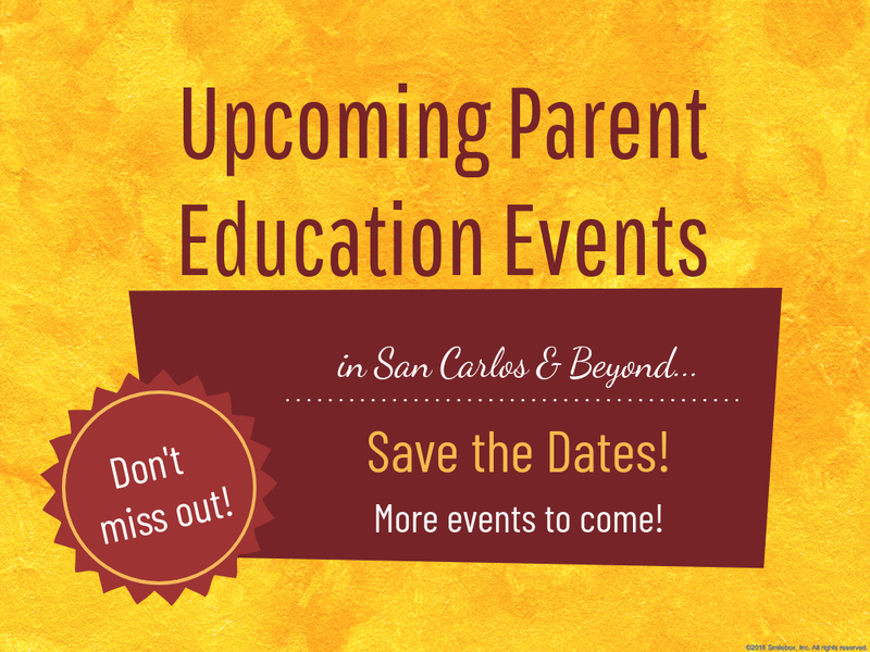 Parent Education Events Featured Photo